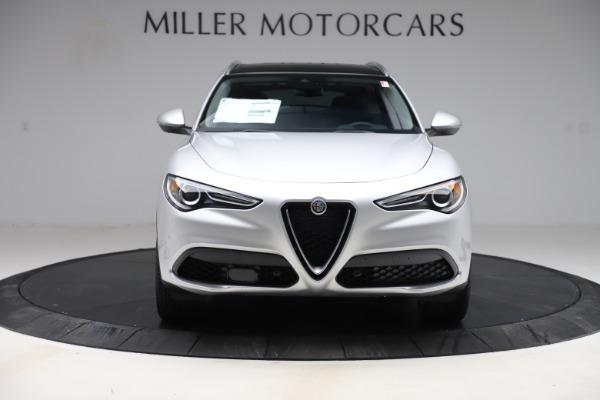 New 2019 Alfa Romeo Stelvio Ti Q4 for sale Sold at Bugatti of Greenwich in Greenwich CT 06830 12