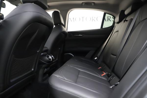 New 2019 Alfa Romeo Stelvio Ti Q4 for sale Sold at Bugatti of Greenwich in Greenwich CT 06830 19