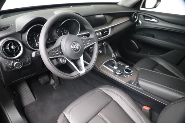 New 2019 Alfa Romeo Stelvio Ti Q4 for sale Sold at Bugatti of Greenwich in Greenwich CT 06830 13