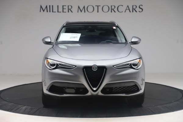 New 2019 Alfa Romeo Stelvio Ti Lusso Q4 for sale Sold at Bugatti of Greenwich in Greenwich CT 06830 12