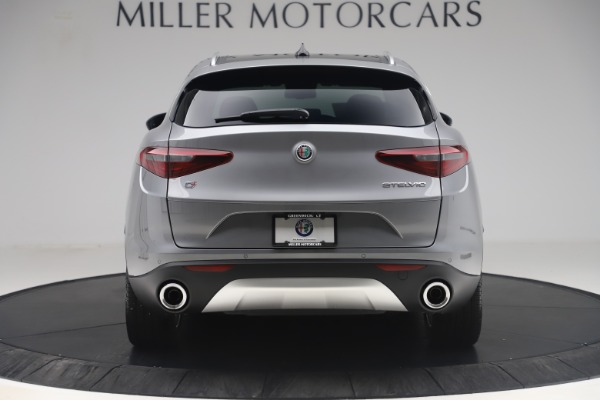 New 2019 Alfa Romeo Stelvio Ti Lusso Q4 for sale Sold at Bugatti of Greenwich in Greenwich CT 06830 6