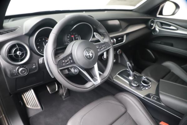 New 2019 Alfa Romeo Stelvio Ti Sport Q4 for sale Sold at Bugatti of Greenwich in Greenwich CT 06830 13