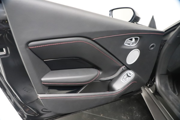 Used 2020 Aston Martin Vantage Coupe for sale Sold at Bugatti of Greenwich in Greenwich CT 06830 16