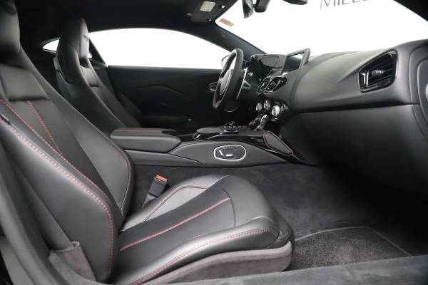 Used 2020 Aston Martin Vantage Coupe for sale Sold at Bugatti of Greenwich in Greenwich CT 06830 18