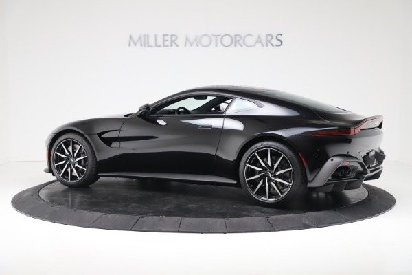 Used 2020 Aston Martin Vantage Coupe for sale Sold at Bugatti of Greenwich in Greenwich CT 06830 4