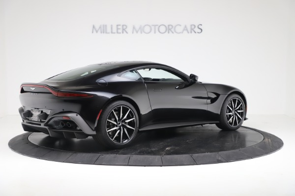 Used 2020 Aston Martin Vantage Coupe for sale Sold at Bugatti of Greenwich in Greenwich CT 06830 8