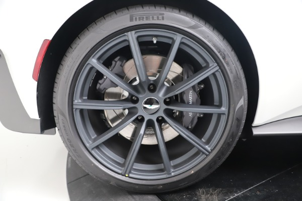 New 2020 Aston Martin Vantage Coupe for sale Sold at Bugatti of Greenwich in Greenwich CT 06830 20