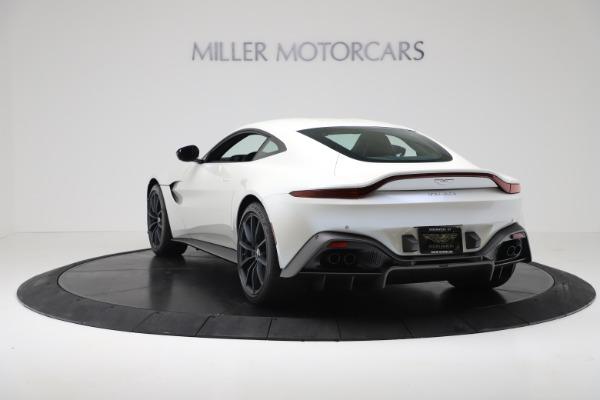 New 2020 Aston Martin Vantage Coupe for sale Sold at Bugatti of Greenwich in Greenwich CT 06830 4