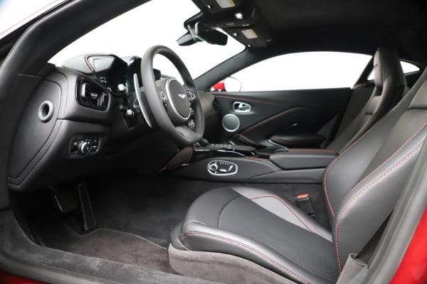 New 2020 Aston Martin Vantage Coupe for sale Sold at Bugatti of Greenwich in Greenwich CT 06830 14