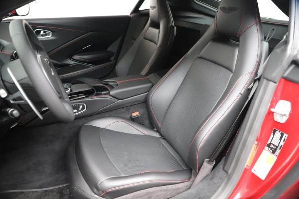 New 2020 Aston Martin Vantage Coupe for sale Sold at Bugatti of Greenwich in Greenwich CT 06830 15