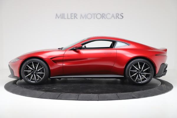 New 2020 Aston Martin Vantage Coupe for sale Sold at Bugatti of Greenwich in Greenwich CT 06830 3