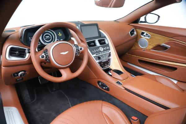 New 2019 Aston Martin DB11 V8 for sale Sold at Bugatti of Greenwich in Greenwich CT 06830 20