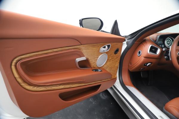 New 2019 Aston Martin DB11 V8 for sale Sold at Bugatti of Greenwich in Greenwich CT 06830 23