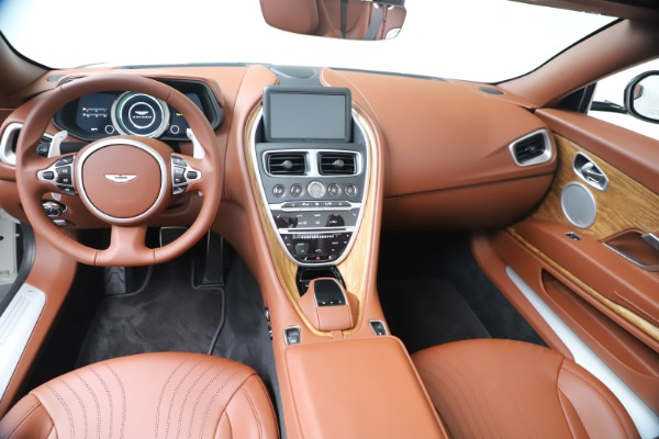 New 2019 Aston Martin DB11 V8 for sale Sold at Bugatti of Greenwich in Greenwich CT 06830 26