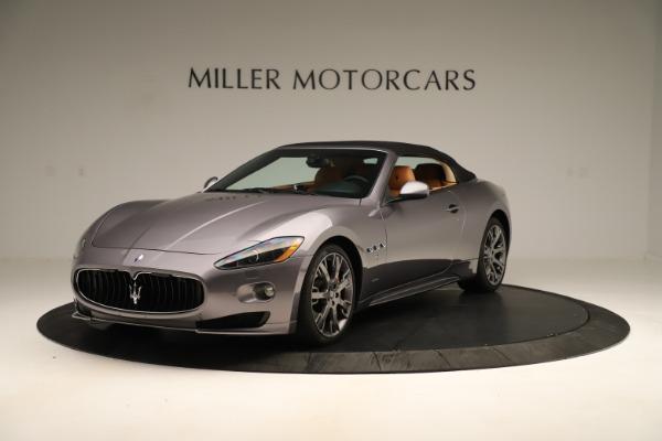 Used 2012 Maserati GranTurismo Sport for sale Sold at Bugatti of Greenwich in Greenwich CT 06830 13