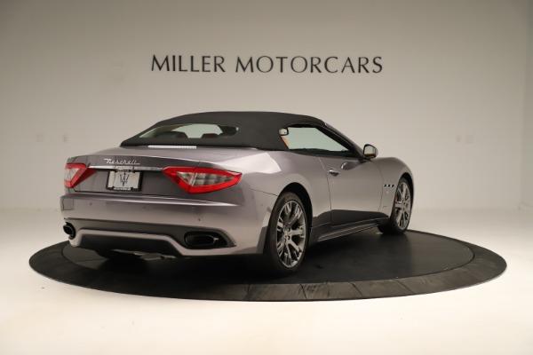 Used 2012 Maserati GranTurismo Sport for sale Sold at Bugatti of Greenwich in Greenwich CT 06830 16