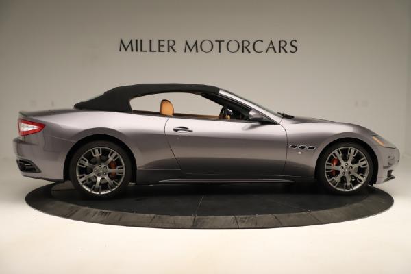 Used 2012 Maserati GranTurismo Sport for sale Sold at Bugatti of Greenwich in Greenwich CT 06830 17