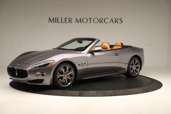 Used 2012 Maserati GranTurismo Sport for sale Sold at Bugatti of Greenwich in Greenwich CT 06830 2