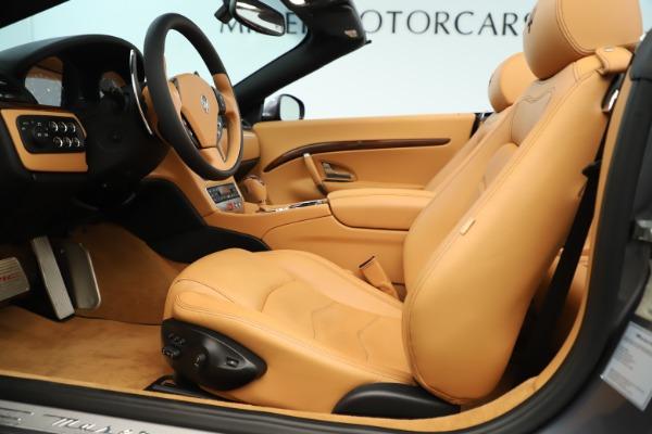 Used 2012 Maserati GranTurismo Sport for sale Sold at Bugatti of Greenwich in Greenwich CT 06830 20