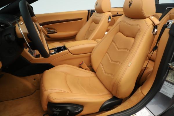 Used 2012 Maserati GranTurismo Sport for sale Sold at Bugatti of Greenwich in Greenwich CT 06830 21