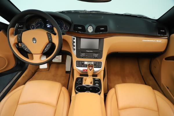 Used 2012 Maserati GranTurismo Sport for sale Sold at Bugatti of Greenwich in Greenwich CT 06830 22