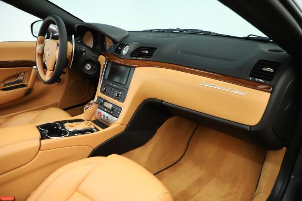 Used 2012 Maserati GranTurismo Sport for sale Sold at Bugatti of Greenwich in Greenwich CT 06830 26