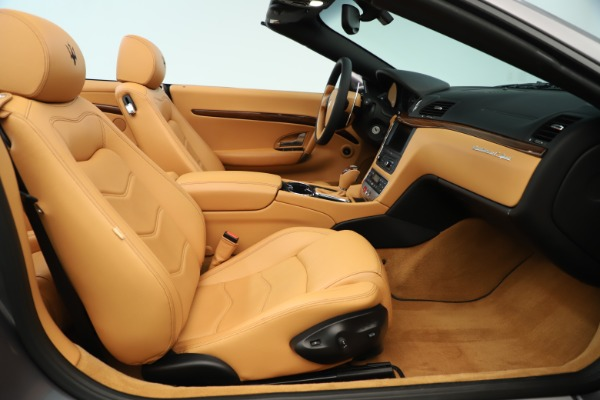 Used 2012 Maserati GranTurismo Sport for sale Sold at Bugatti of Greenwich in Greenwich CT 06830 27