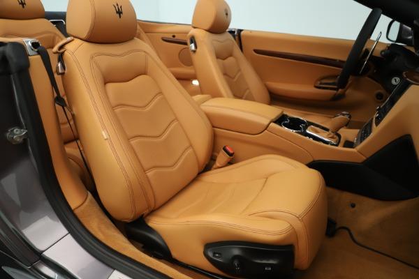 Used 2012 Maserati GranTurismo Sport for sale Sold at Bugatti of Greenwich in Greenwich CT 06830 28