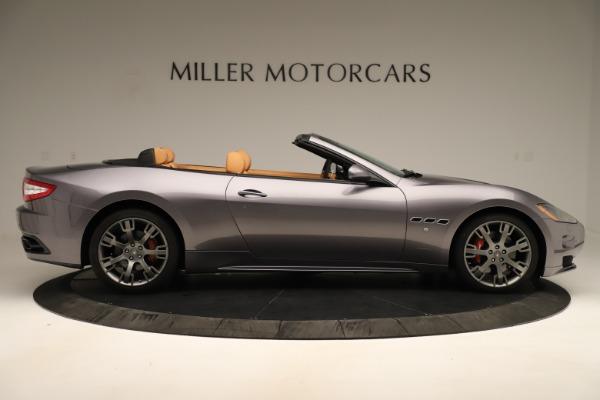 Used 2012 Maserati GranTurismo Sport for sale Sold at Bugatti of Greenwich in Greenwich CT 06830 9