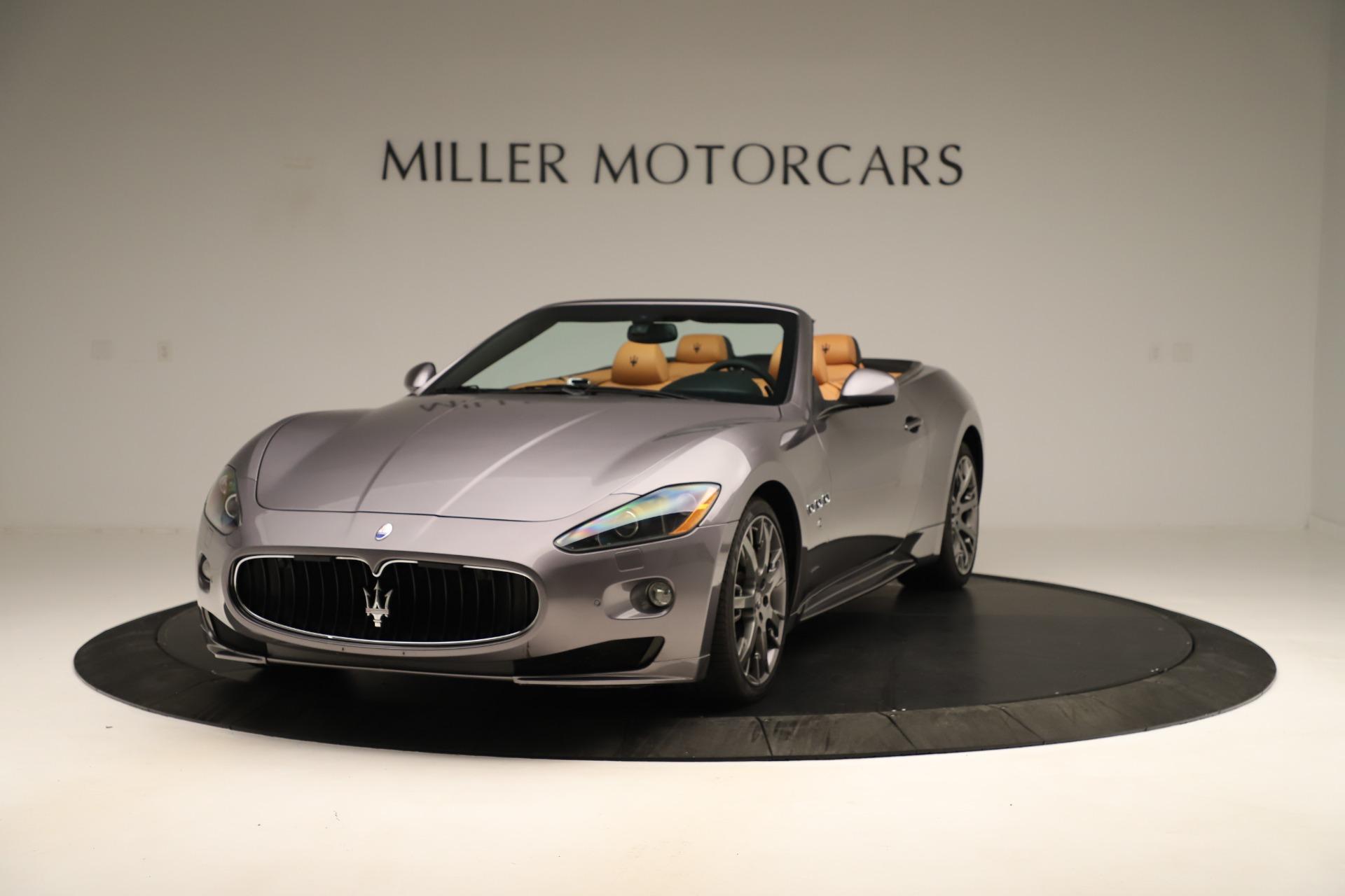 Used 2012 Maserati GranTurismo Sport for sale Sold at Bugatti of Greenwich in Greenwich CT 06830 1