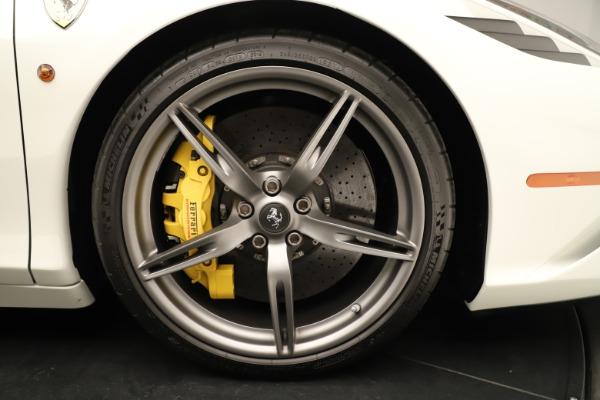 Used 2014 Ferrari 458 Speciale for sale $359,900 at Bugatti of Greenwich in Greenwich CT 06830 13