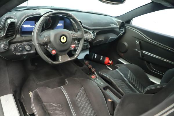 Used 2014 Ferrari 458 Speciale for sale $359,900 at Bugatti of Greenwich in Greenwich CT 06830 14