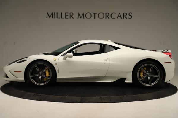 Used 2014 Ferrari 458 Speciale for sale $359,900 at Bugatti of Greenwich in Greenwich CT 06830 3