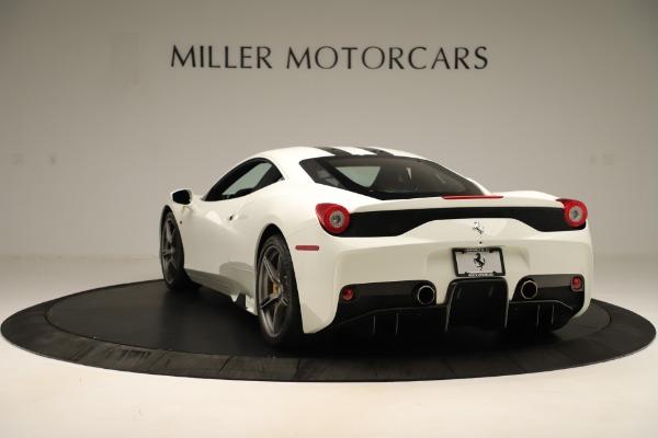 Used 2014 Ferrari 458 Speciale for sale $359,900 at Bugatti of Greenwich in Greenwich CT 06830 5