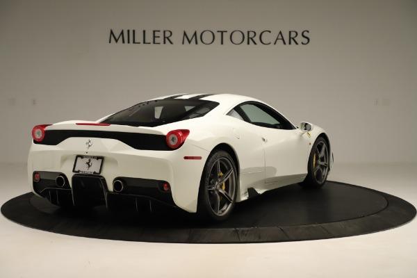 Used 2014 Ferrari 458 Speciale for sale $359,900 at Bugatti of Greenwich in Greenwich CT 06830 7