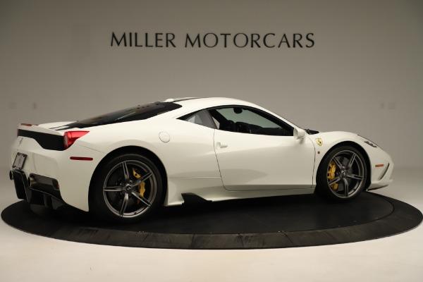 Used 2014 Ferrari 458 Speciale for sale $359,900 at Bugatti of Greenwich in Greenwich CT 06830 8