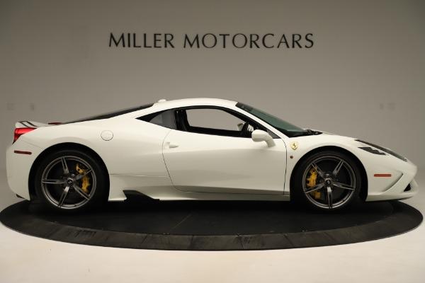 Used 2014 Ferrari 458 Speciale for sale $359,900 at Bugatti of Greenwich in Greenwich CT 06830 9