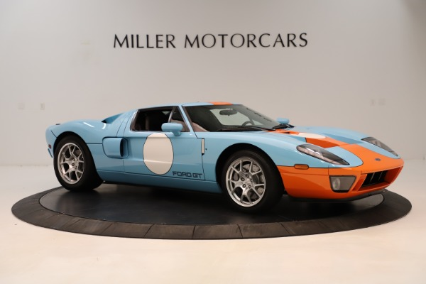Used 2006 Ford GT for sale Sold at Bugatti of Greenwich in Greenwich CT 06830 10