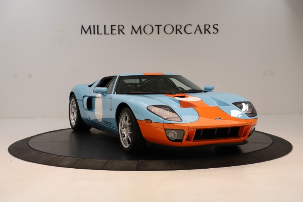 Used 2006 Ford GT for sale Sold at Bugatti of Greenwich in Greenwich CT 06830 11