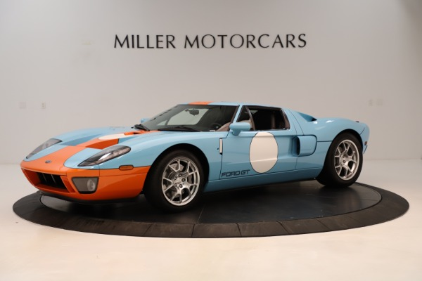 Used 2006 Ford GT for sale Sold at Bugatti of Greenwich in Greenwich CT 06830 2