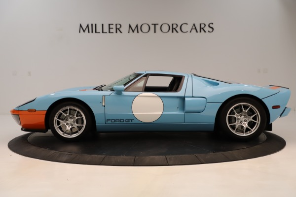 Used 2006 Ford GT for sale Sold at Bugatti of Greenwich in Greenwich CT 06830 3