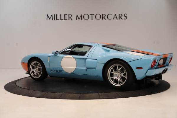 Used 2006 Ford GT for sale Sold at Bugatti of Greenwich in Greenwich CT 06830 4