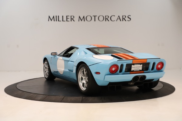 Used 2006 Ford GT for sale Sold at Bugatti of Greenwich in Greenwich CT 06830 5