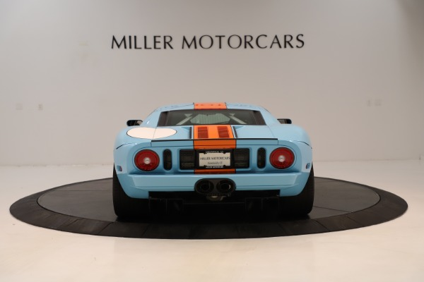 Used 2006 Ford GT for sale Sold at Bugatti of Greenwich in Greenwich CT 06830 6