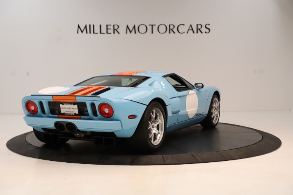 Used 2006 Ford GT for sale Sold at Bugatti of Greenwich in Greenwich CT 06830 7