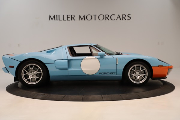 Used 2006 Ford GT for sale Sold at Bugatti of Greenwich in Greenwich CT 06830 9