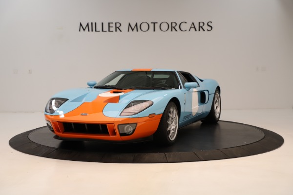 Used 2006 Ford GT for sale Sold at Bugatti of Greenwich in Greenwich CT 06830 1
