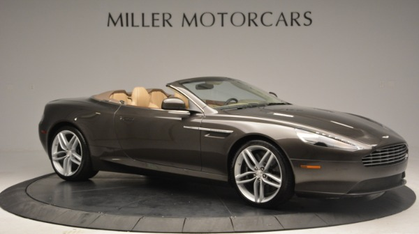Used 2012 Aston Martin Virage Convertible for sale Sold at Bugatti of Greenwich in Greenwich CT 06830 10