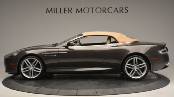 Used 2012 Aston Martin Virage Convertible for sale Sold at Bugatti of Greenwich in Greenwich CT 06830 16