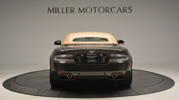 Used 2012 Aston Martin Virage Convertible for sale Sold at Bugatti of Greenwich in Greenwich CT 06830 17